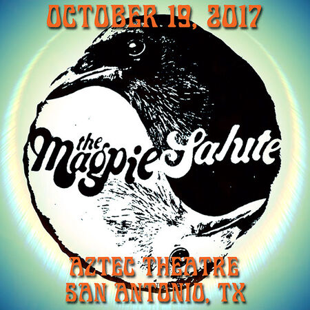 10/19/17 Aztec Theatre, San Antonio, TX