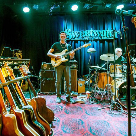 12/29/16 Sweetwater Music Hall, Mill Valley, CA