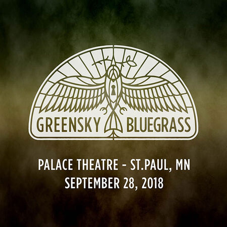 09/28/18 Palace Theatre, St. Paul, MN