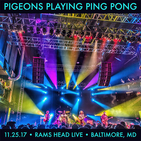 11/25/17 Rams Head Live, Baltimore, MD