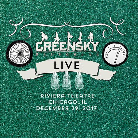 12/29/17 Riviera Theatre, Chicago, IL
