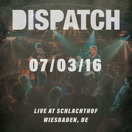 07/03/16 Schlachthof, Wiesbaden, DE