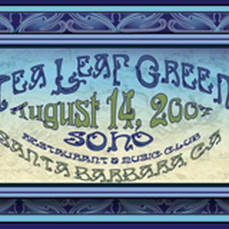 08/14/07 SOhO Restaurant and Music Club, Santa Barbara, CA