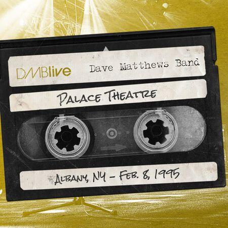 02/08/95 Palace Theatre, Albany, NY