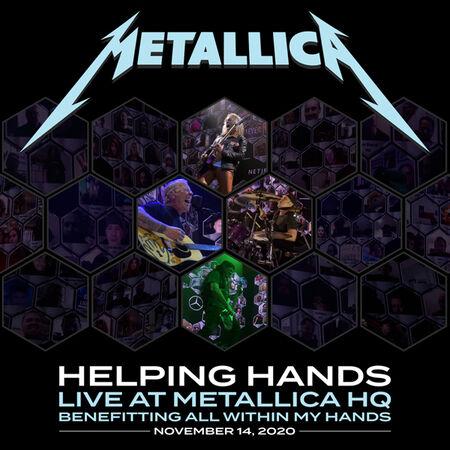 11/14/20 Metallica HQ, San Rafael, CA