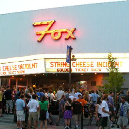 07/08/04 Fox Theatre, Boulder, CO