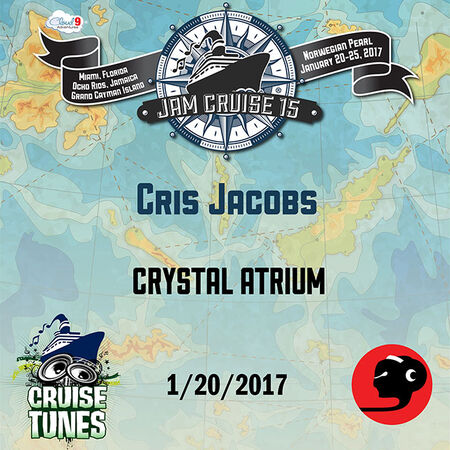 01/20/17 Crystal Atrium, Jam Cruise, US