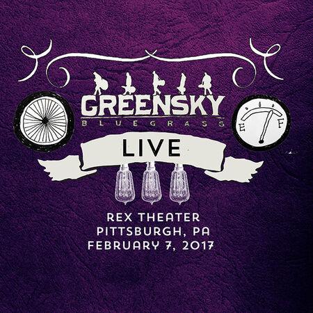02/07/17 Rex Theater, Pittsburgh, PA