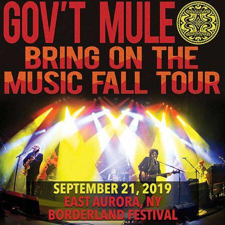 09/21/19 Borderland Festival, Knox Farm State Park, East Aurora, NY