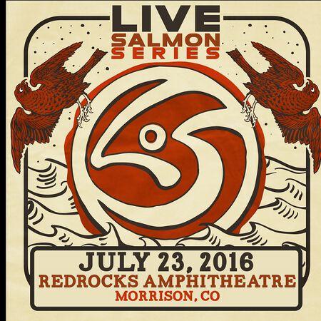 07/23/16 Red Rocks Amphitheatre, Morrison, CO