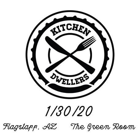 01/30/20 The Green Room, Flagstaff, AZ