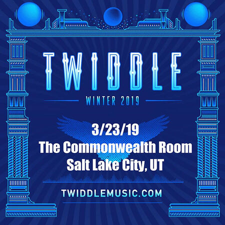 03/23/19 The Commonwealth Room, Salt Lake City, UT