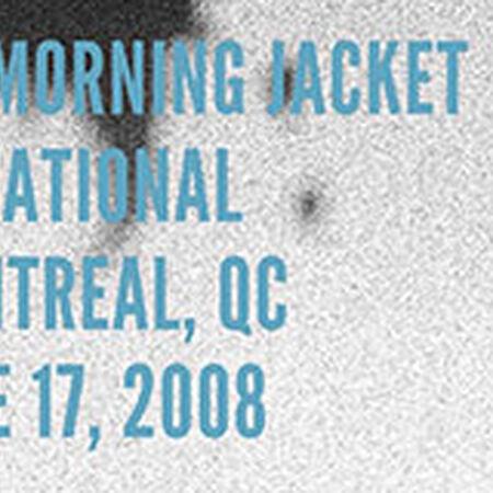 06/17/08 Le National , Montreal, QB