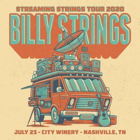 07/23/20 City Winery Nashville, Nashville, TN