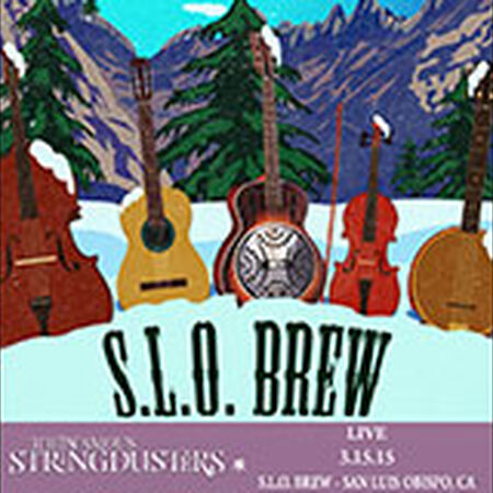 03/15/15 SLO Browning Co, San Louis Obispo, CA