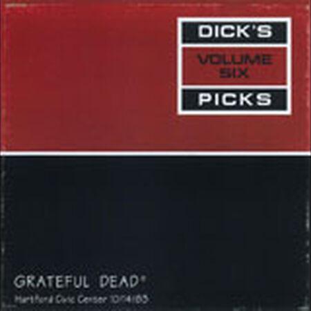 10/14/83 Dick's Picks, Vol.  6: Civic Center, Hartford, CT
