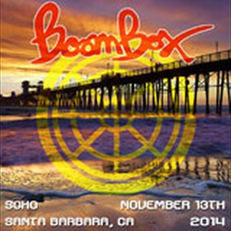 11/13/14 SoHo, Santa Barbara, CA