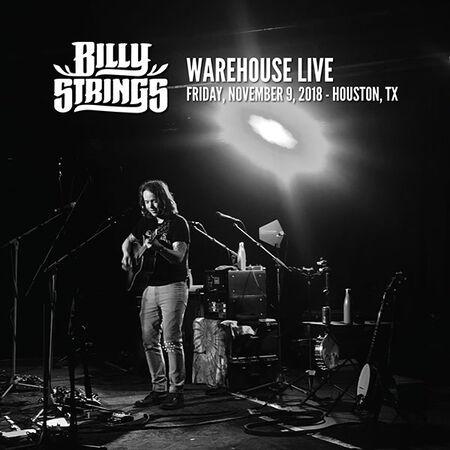 11/09/18 Warehouse Live, Houston, TX