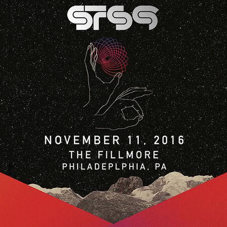 11/11/16 The Fillmore, Philadelphia, PA