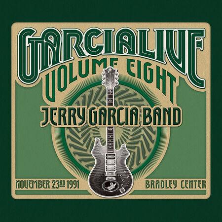 11/23/91 GarciaLive Vol. 8 - Bradley Center, Milwaukee, WI