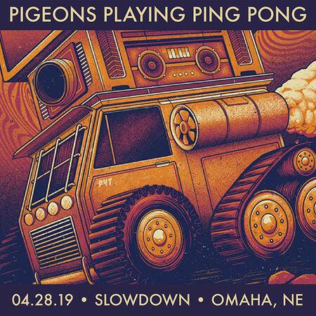 04/28/19 Slowdown, Omaha, NE