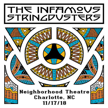 11/17/18 Neighborhood Theatre, Charlotte, NC