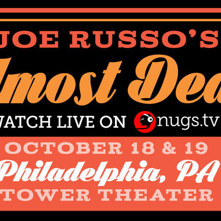 JRAD Tower Webcasts 2018 (2 shows)