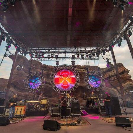 06/23/17 Red Rocks Amphitheatre, Morrison, CO