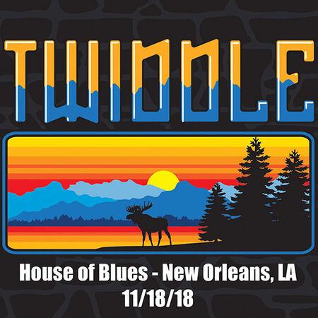 11/18/18 House Of Blues, New Orleans, LA
