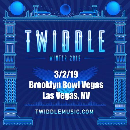 03/02/19 Brooklyn Bowl, Las Vegas, NV