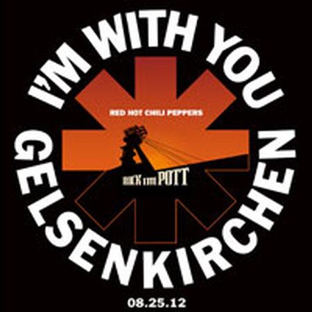 08/25/12 Rock im Pott, Gelsenkirchen, DE