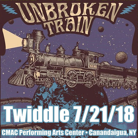 07/21/18 Constellation Brands Performing Arts Center - CMAC, Canandaigua, NY