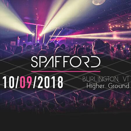 10/09/18 Higher Ground, Burlington, VT