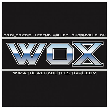 08/03/19 The Werk Out Festival, Thornville, OH