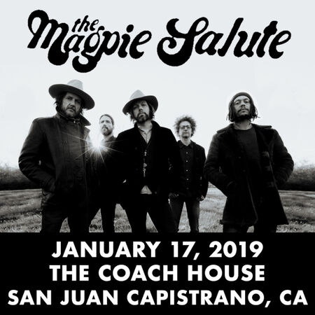 01/17/19 The Coach House, San Juan Capistrano, CA