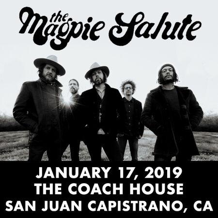 01/17/19 The Coach House, San Juan Capistrano, CA