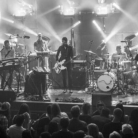 02/18/18 The Music Box, San Diego, CA