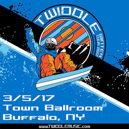 03/05/17 Town Ballroom, Buffalo, NY