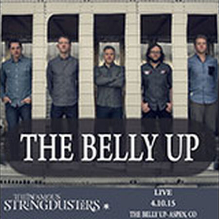 04/10/15 The Belly Up, Aspen, CO