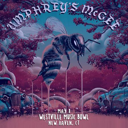 05/08/21 Westville Music Bowl, New Haven, CT