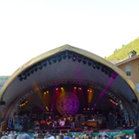 07/16/15 Snow Park Amphitheater, Park City, UT