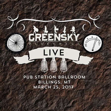 03/25/17 Pub Station Ballroom, Billings, MT