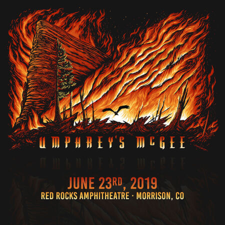 06/23/19 Red Rocks Amphitheatre, Morrison, CO