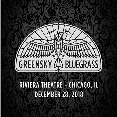 12/28/18 Riviera Theatre, Chicago, IL