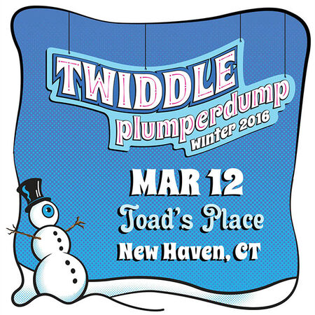 03/12/16 Toad's Place, New Haven, CT