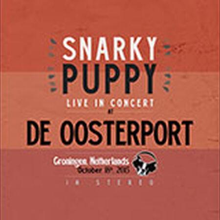 10/18/15 De Oosterport, Groningen, NL