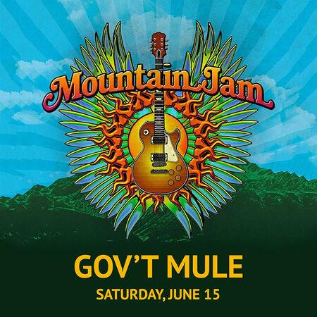 06/15/19 Mountain Jam, Bethel, NY
