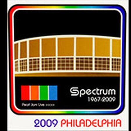 2009 Philadelphia Spectrum Box Set