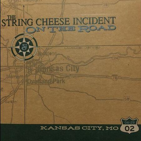 06/29/02 Starlight Theatre, Kansas City, MO