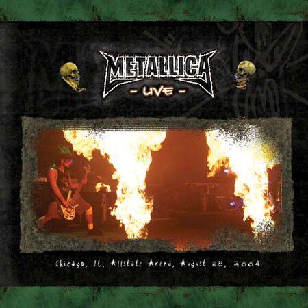 08/28/04 Allstate Arena, Chicago, IL